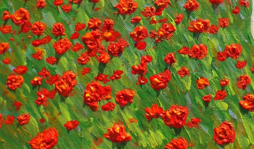 Impressionism-poppy-field